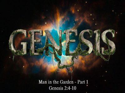 Genesis 2:4-10