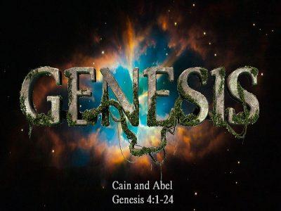 Genesis 4:1-24