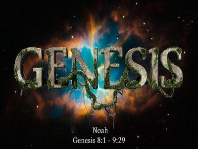 Genesis 8:1 - 9:29