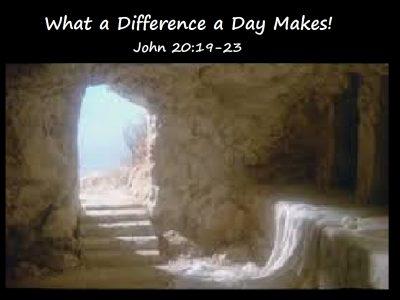 John 20:19-23; Acts 5:33-42