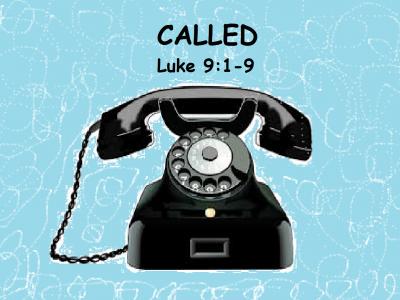 Luke 9:1-9