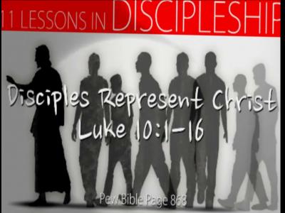 Luke 10:1-16