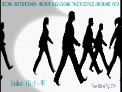 Luke 15:1-10
