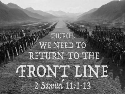 2 Samuel :1-13
