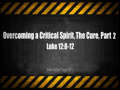Luke 12:8-12