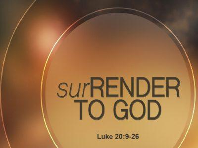 Luke 20:9-26