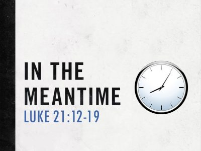 Luke 21:12-19