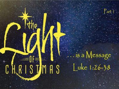 Luke 1:26-28