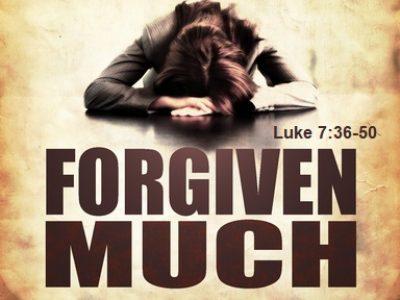 Luke 7:36-50