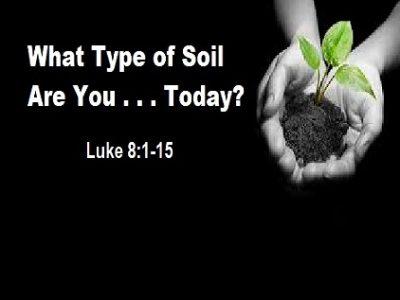 Luke 8:1-15
