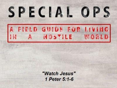 1 Peter 5:1-6