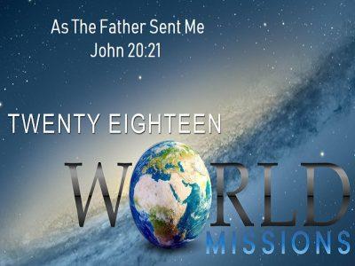 John 20:21