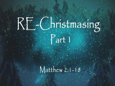 Matthew 2:1-18