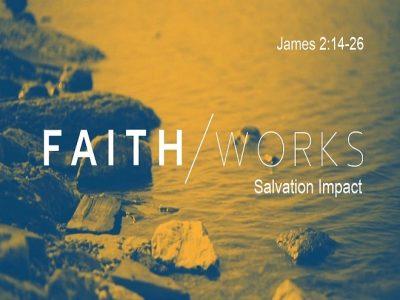 Salvation Impact