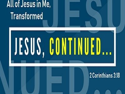 All of Jesus in Me, Transformed