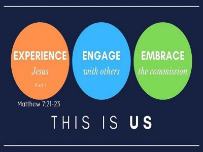 Experience Jesus - Part 1
