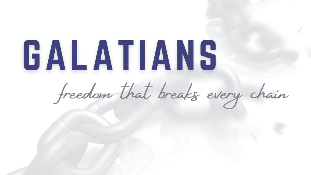 Galatians Presentation